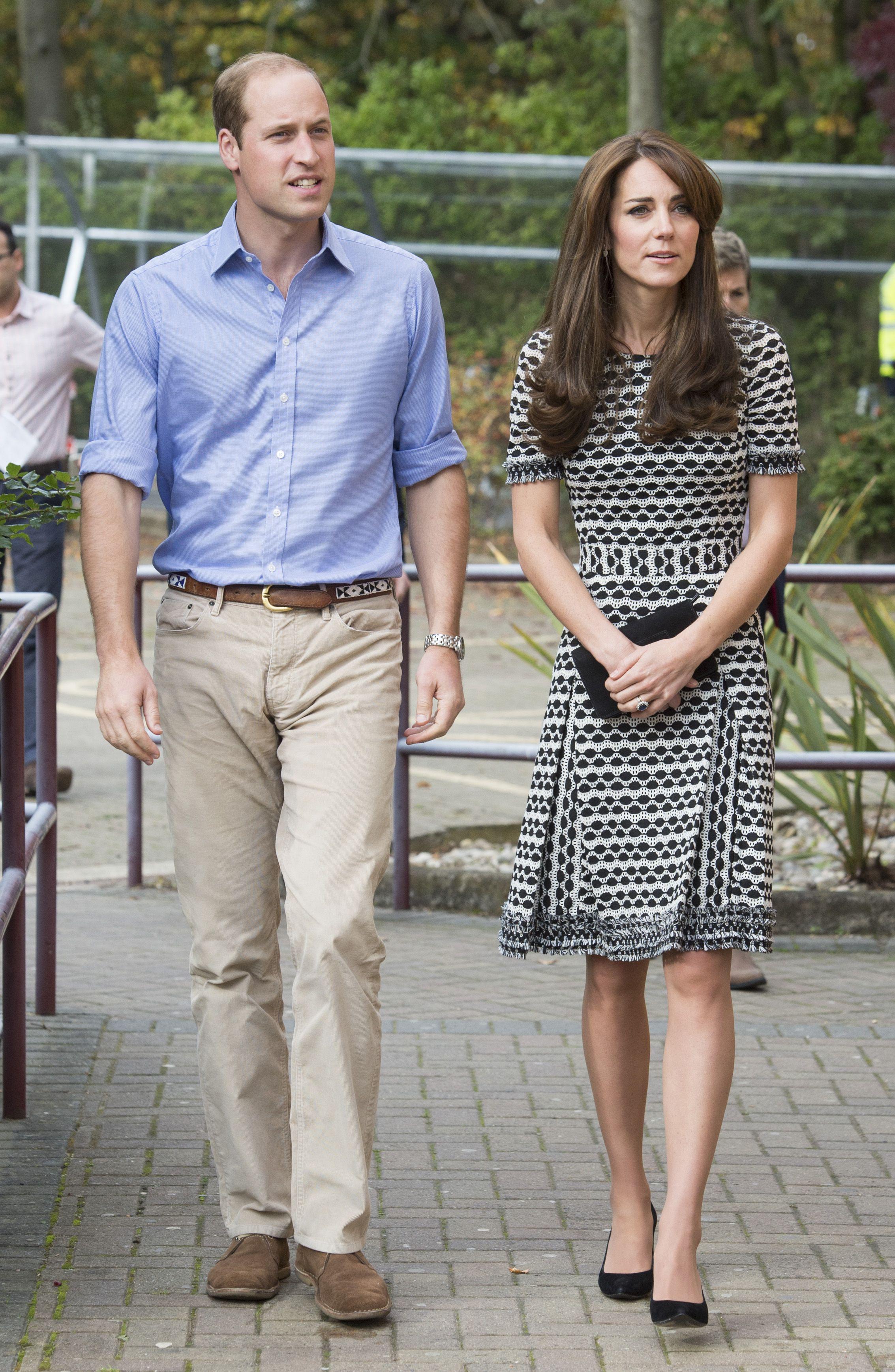Duchess of Cambridge Tory Burch