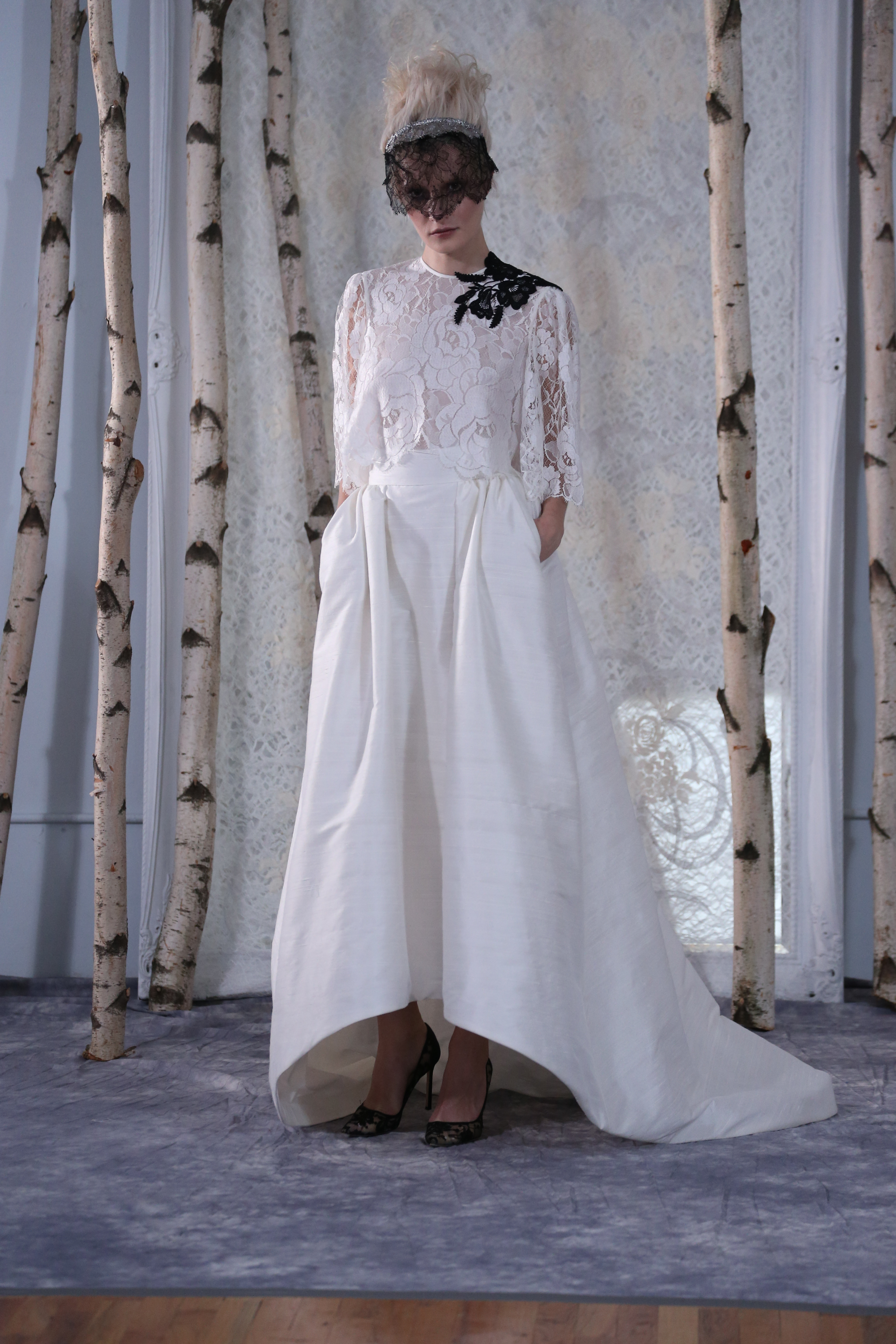 Elizabeth Fillmore Bridal Fall 2015