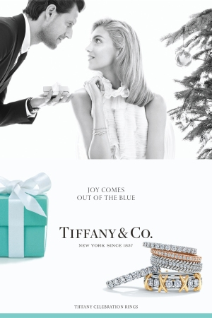 Tiffany & Co. 2015 Holiday Campaign