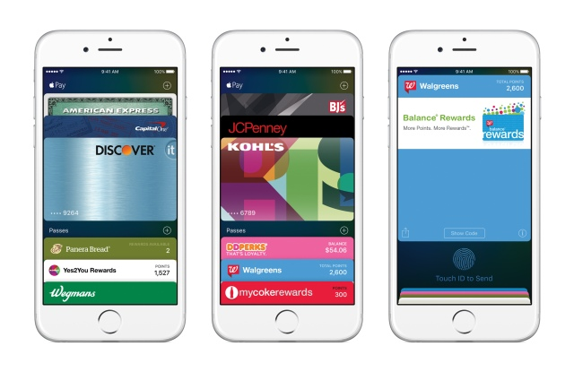 A look at Apple Pay.