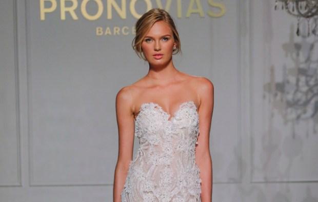 Pronovias Bridal Fall 2016