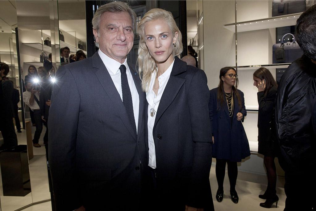 Sidney Toledano & Aymeline Valade Dior Homme Paris Fashion Week Cocktail Party