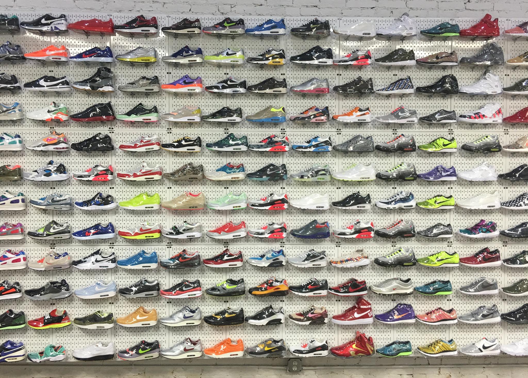 Stadium Goods Opens in SoHo – WWD
