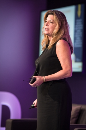 Sarah Quinlan at the 2015 WWD CEO Summit