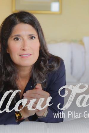"Condé Nast Traveler's Pilar Guzmán Hosts Video Series ""Pillow Talk."""