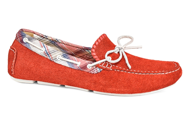 Jack Rogers is adding men's shoes for spring.