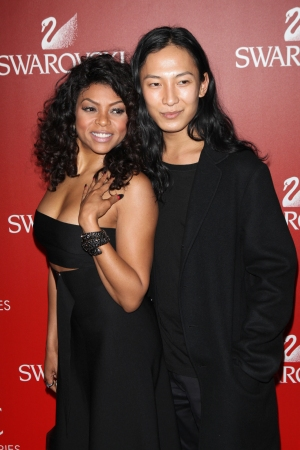 Taraji P. Henson and Alexander Wang ACE Awards Hosted By Accessories Council, New York, America - 02 Nov 2015