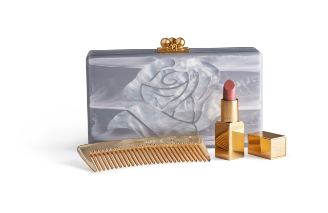 The Edie Parker/Aerin Beauty collaboration.