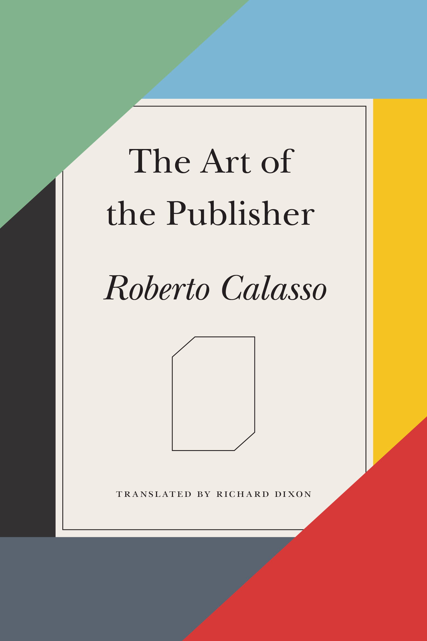 """The Art of the Publisher"""