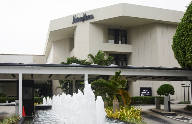 Neiman Marcus opened its first store outside of Texas at Bal Harbour.