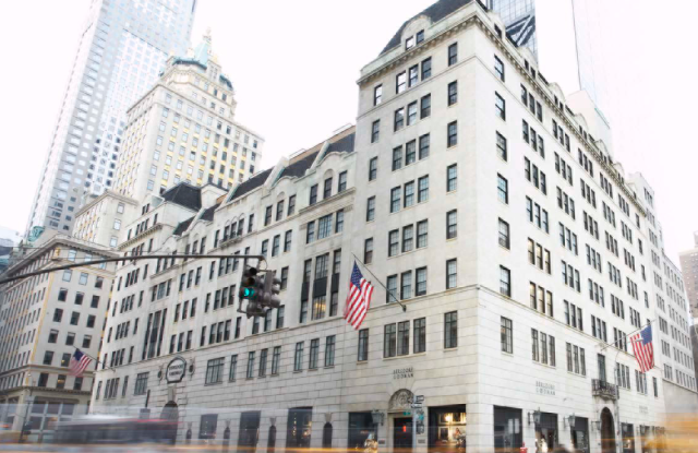 Bergdorf Goodman on Fifth Avenue is undergoing a series of renovations and expansions.