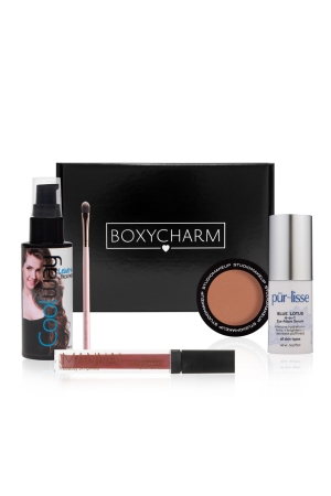 A BoxyCharm Beauty Subscription Box.