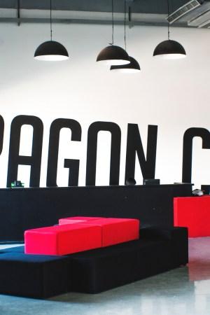 Dragon Crowd China facility
