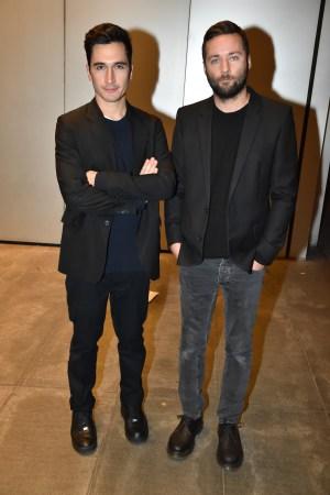 Lazaro Hernandez and Jack McCollough