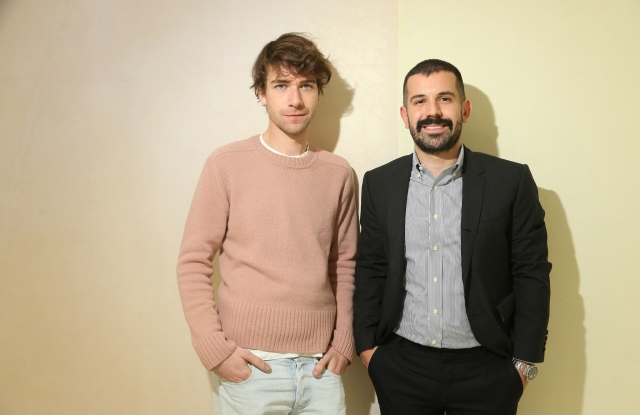 Sander Lak and Joey Laurenti of Sies Marjan
