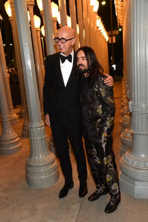 Marco Bizzarri and Alessandro Michele 19th Annual Hollywood Film Awards, Los Angeles, USA - 1 Nov 2015