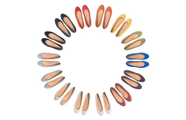 Margaux's color wheel.