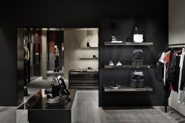 McQ store Spitalfields London