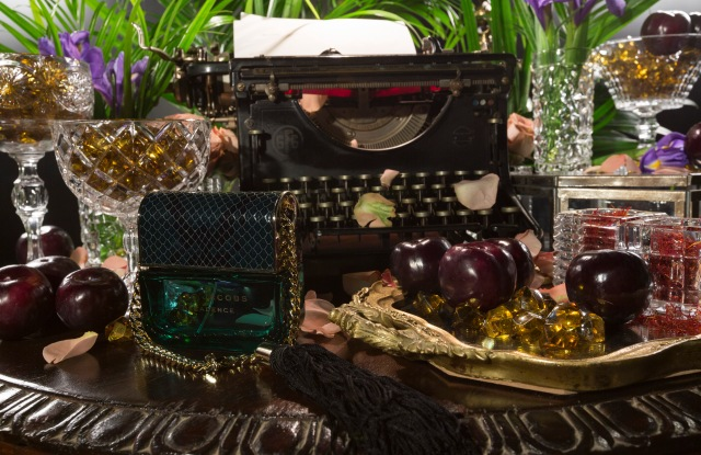The Marc Jacobs Decadence launch in Dubai.