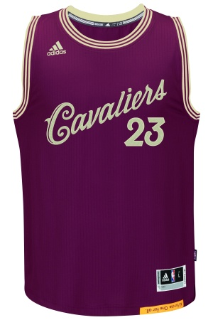 NBA Christmas day Cavaliers jersey