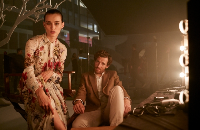 Net-A-Porter holiday campaign image