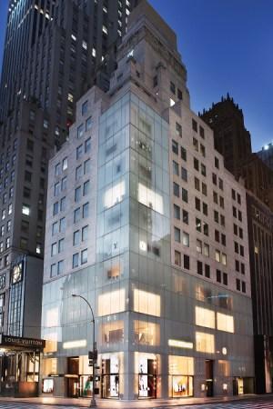 Louis Vuitton's NYC flagship