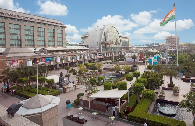 The Select Citywalk mall in India.