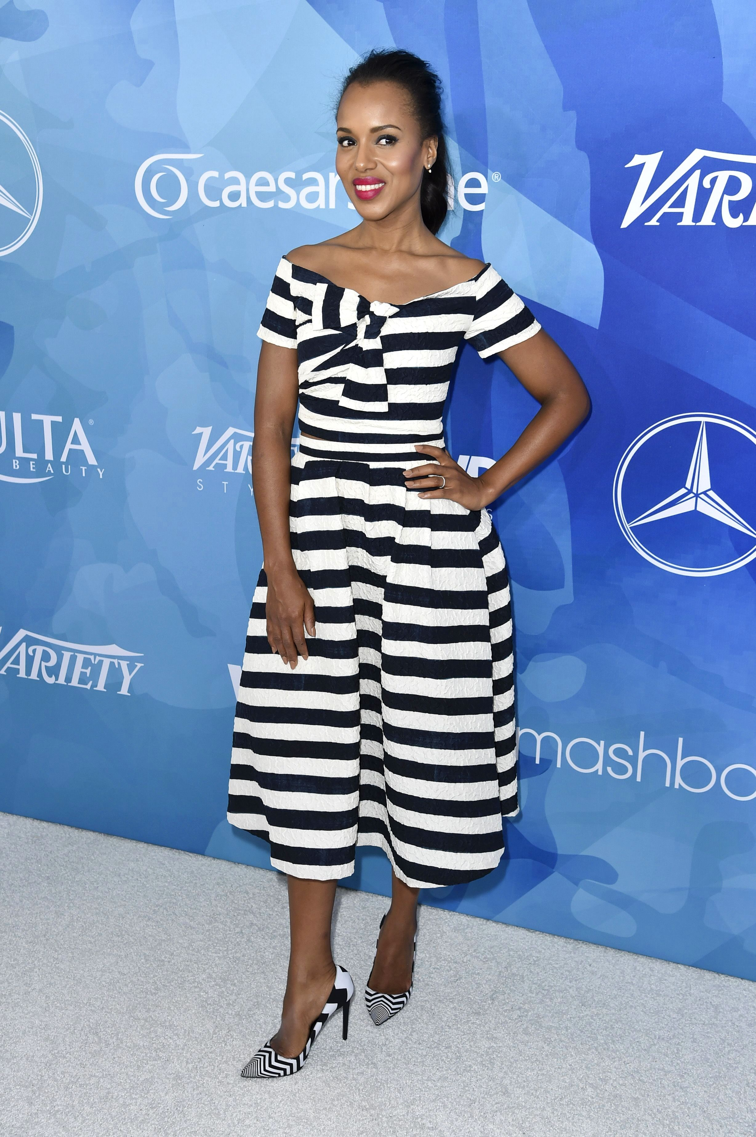 Kerry Washington in Saloni
