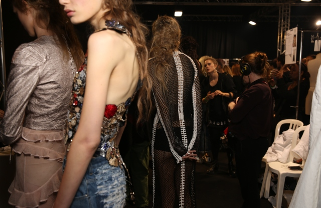 France passes law banning underweight models.