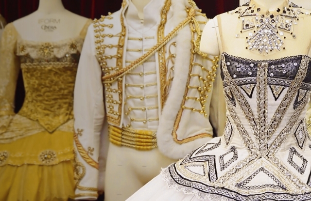 Paris Opera costumes