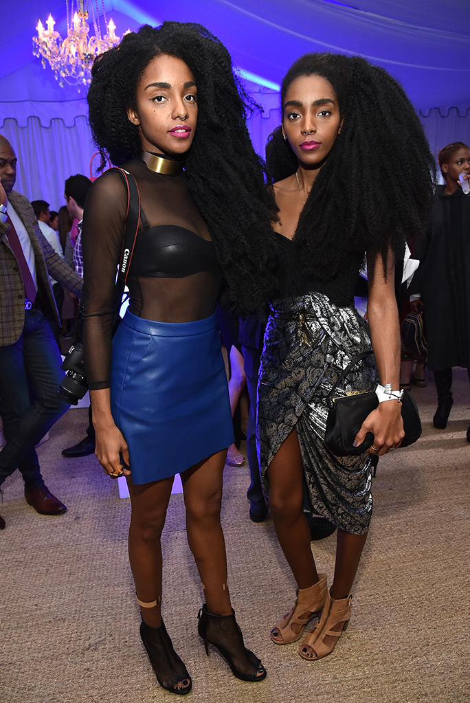 TK Wonder and Cipriana Quann