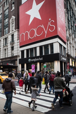 With sales waning, Macy's wants to give back more to shareholders.
