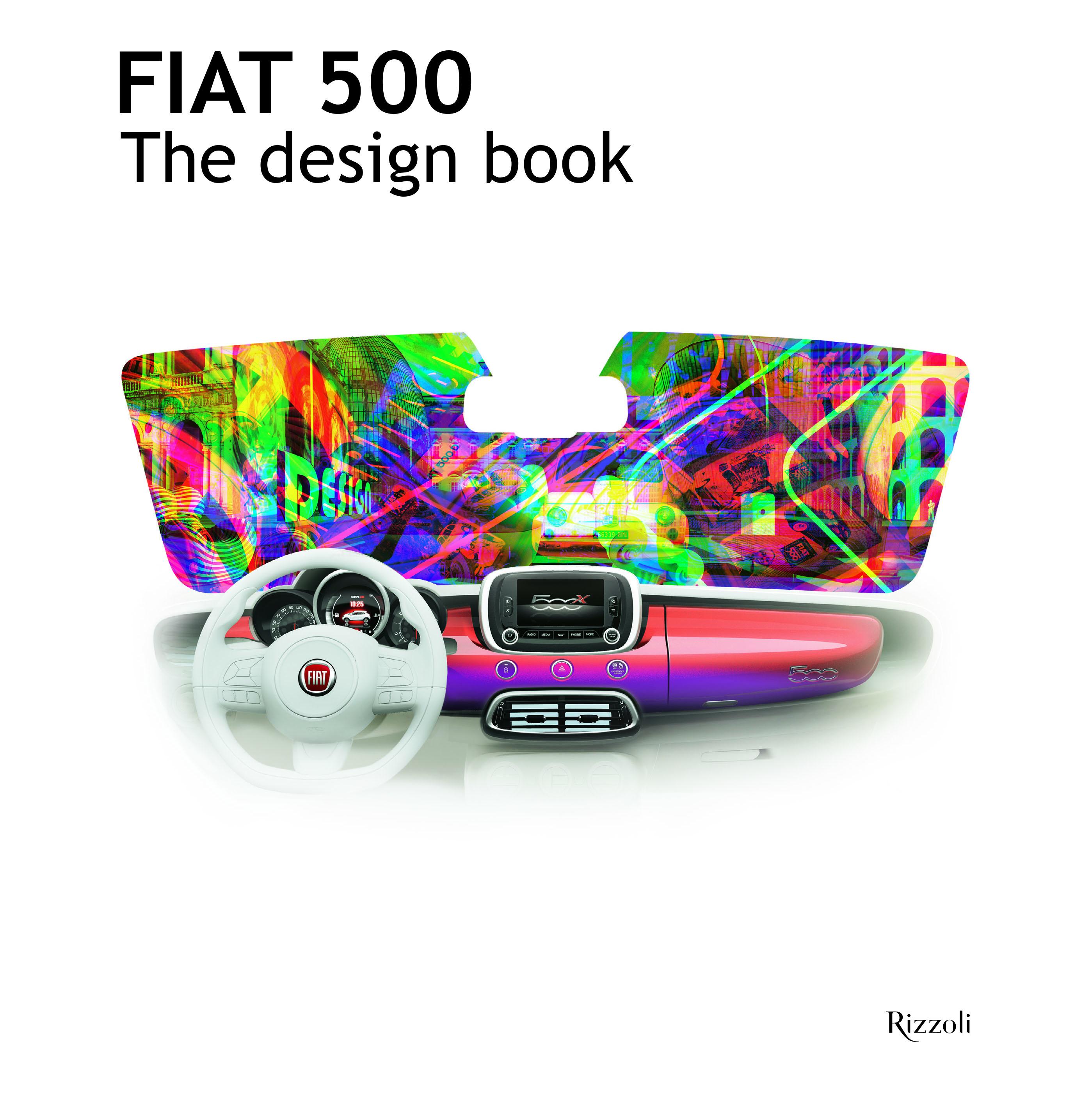 COVER Fiat 500 - Design book