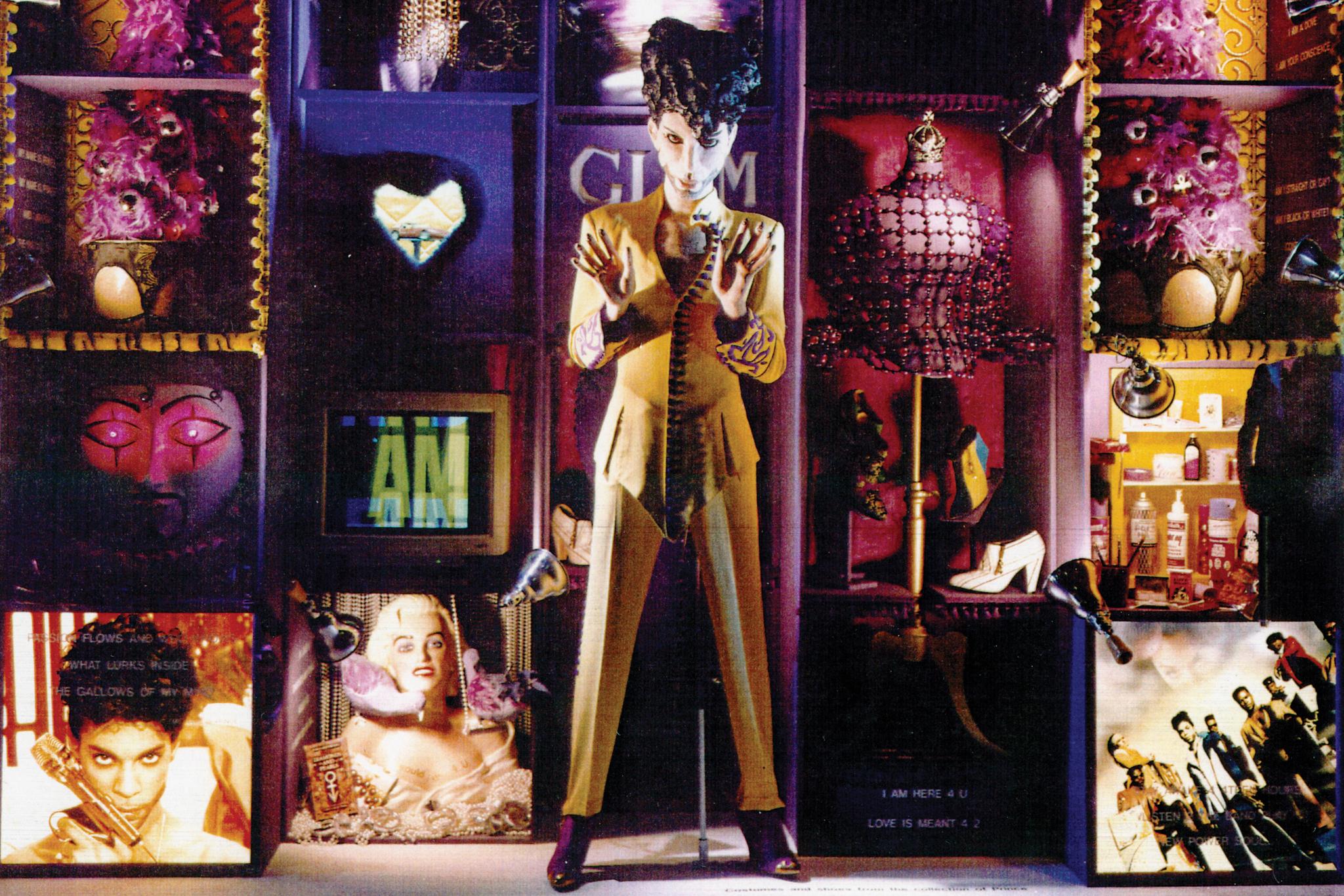 Prince Windows, 1992