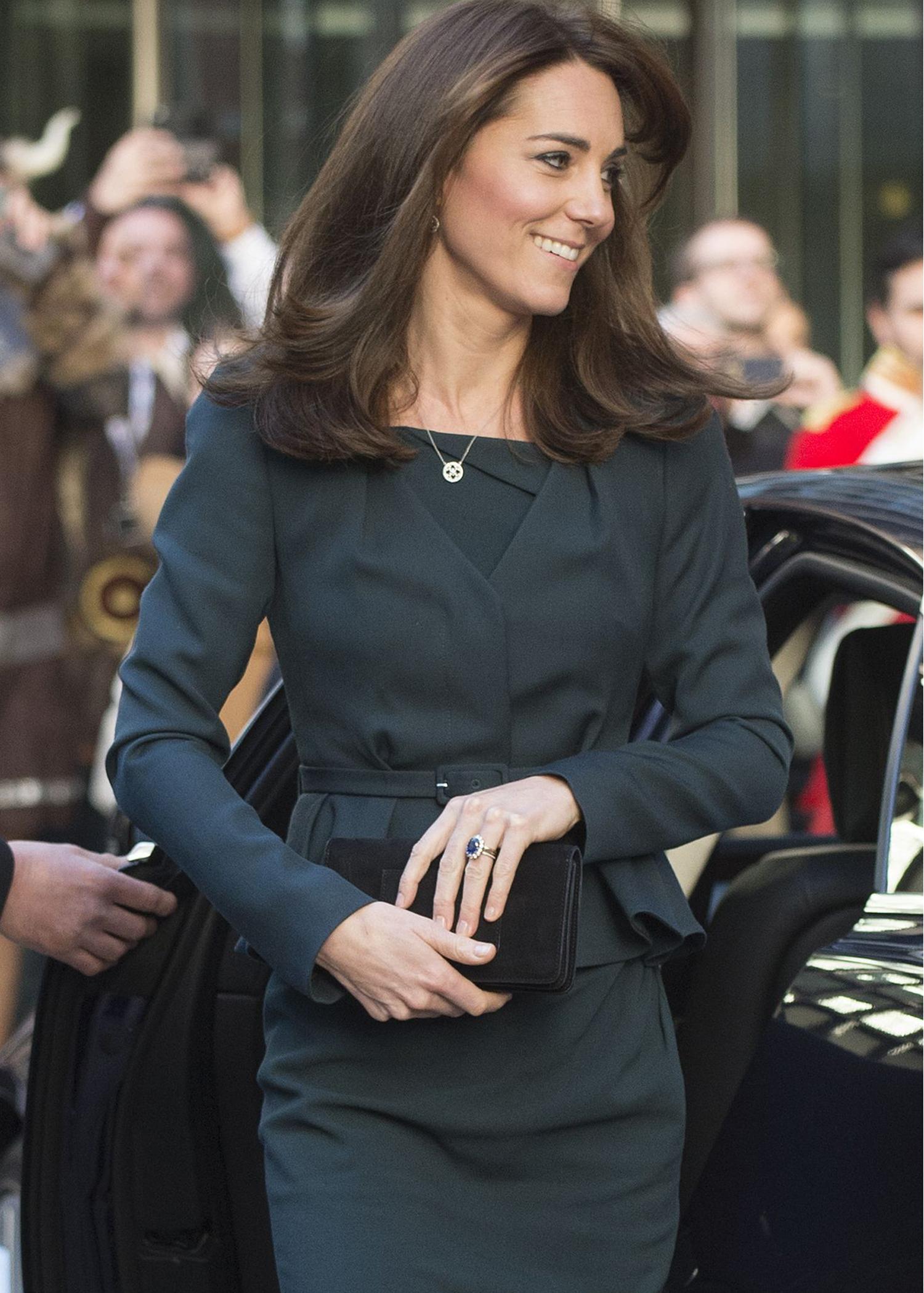 The Duchess of Cambridge in L.K. Bennett