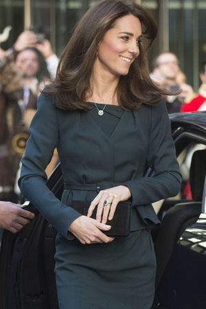 The Duchess of Cambridge in L.K. Bennett