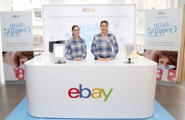 eBay Holiday Pop-Up