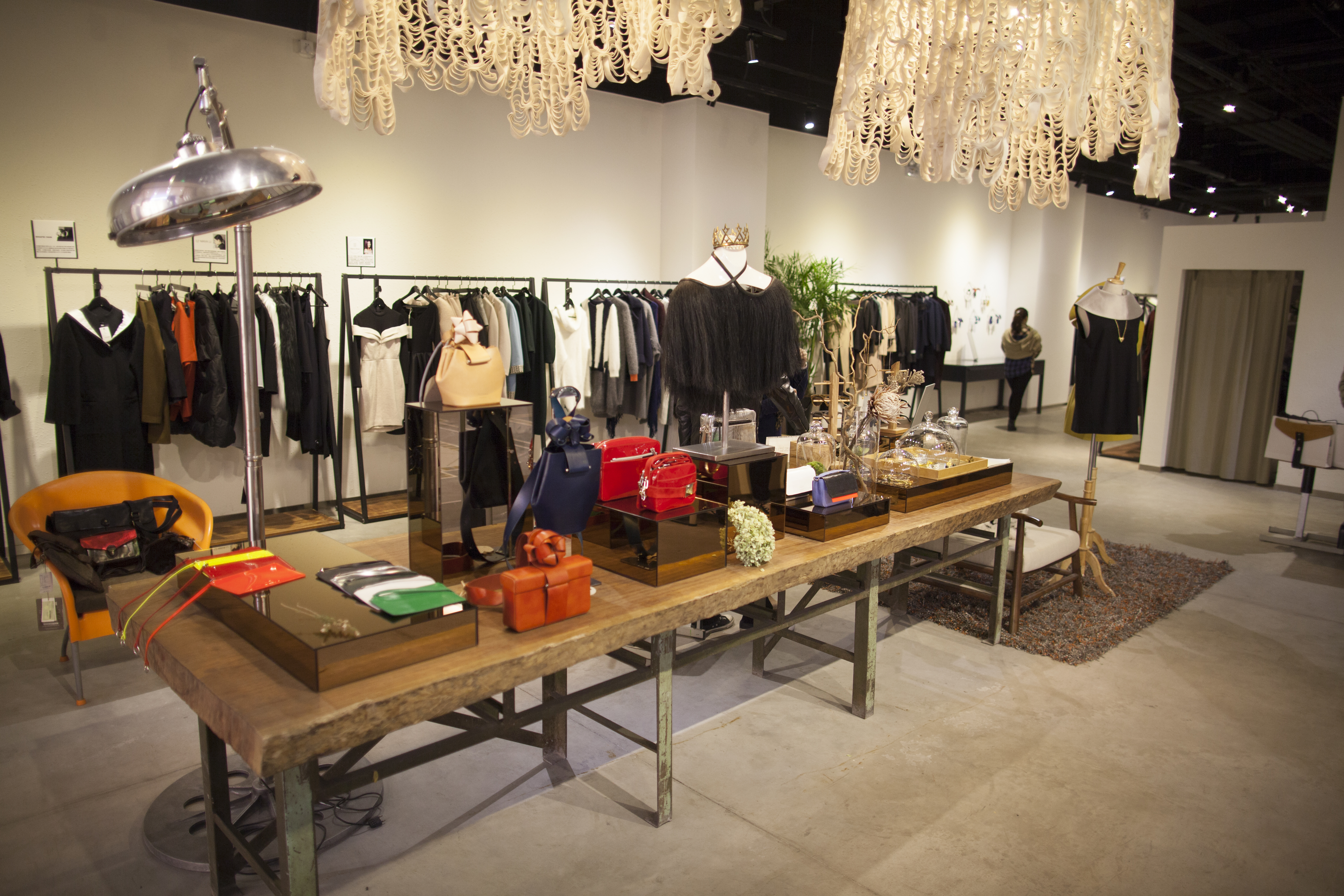 The Fei Space store in Beijing