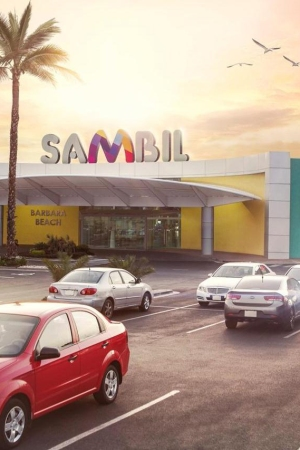 Sambil Outlet Madrid is being renovated with streamlined interiors and sleek furnishings.