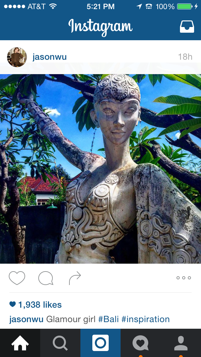 Jason Wu instagram