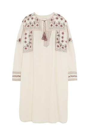 The Isabel Marant blouse design in question.