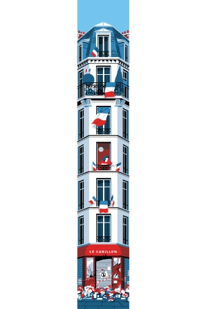 Illustration: Paris Le Carillon