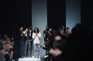 Alessandro Michele's first show as Gucci's creative director