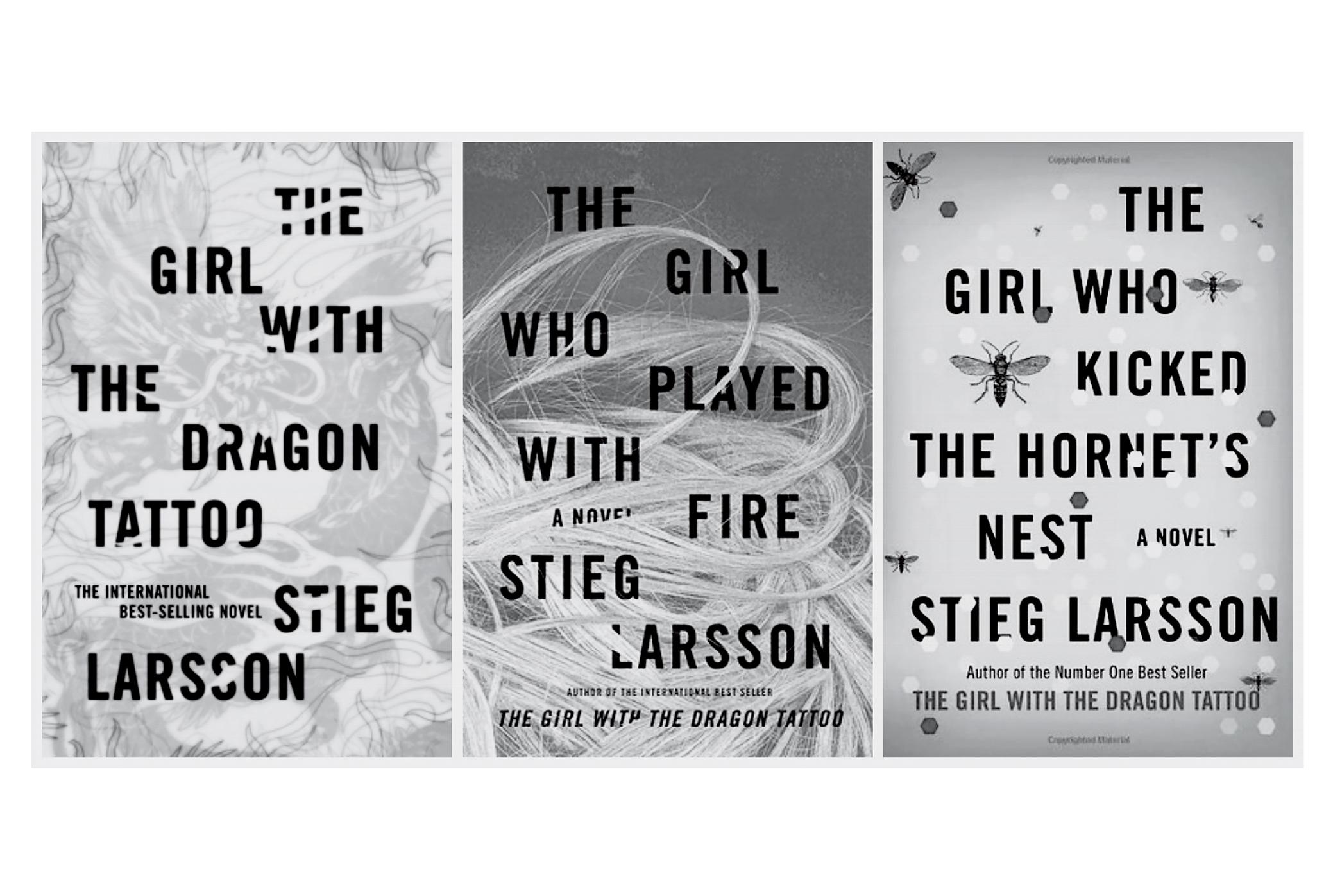 "Stieg Larsson's ""Millennium"" trilogy"