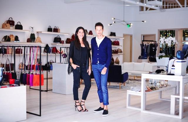 Rebecca and Uri Minkoff