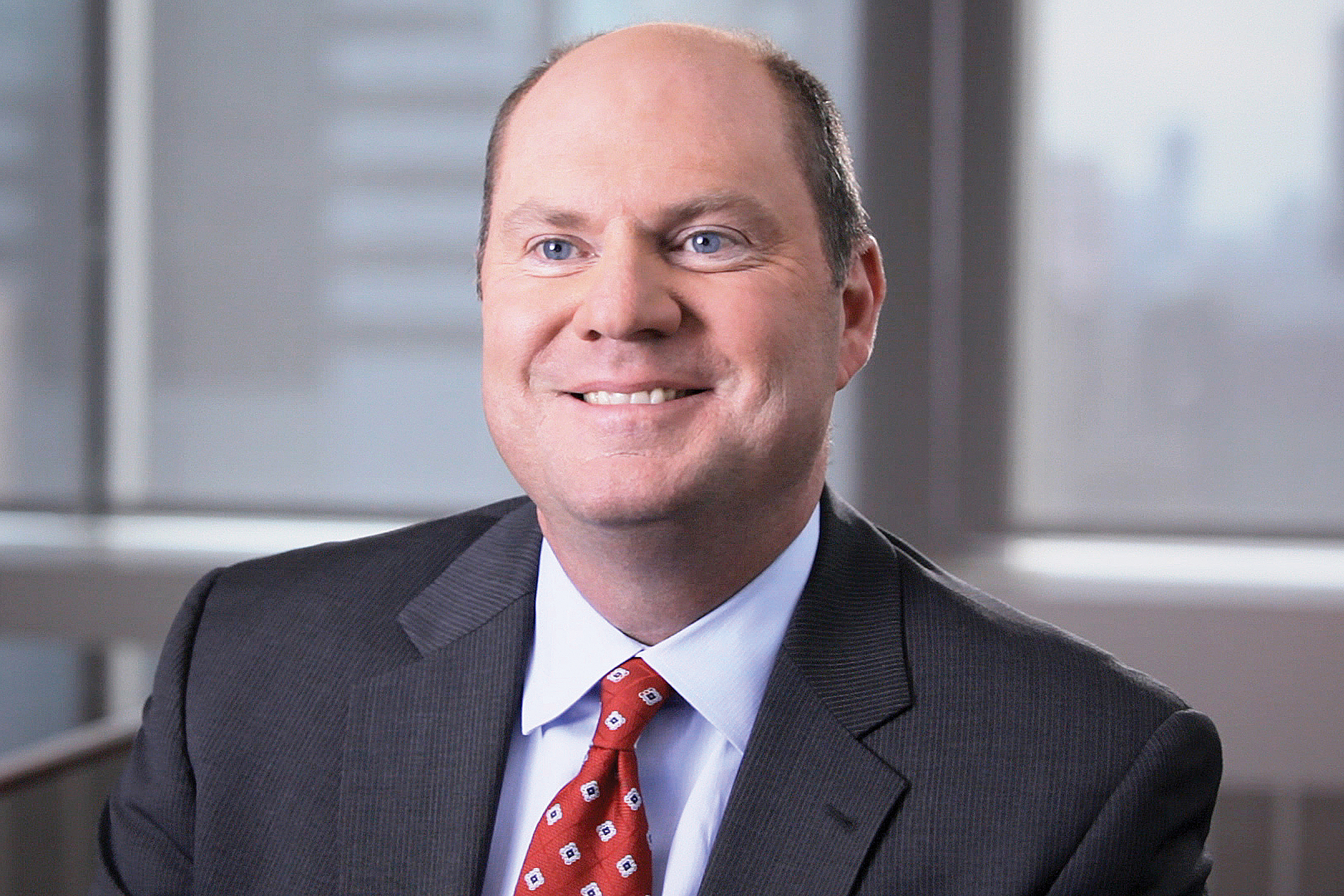 Tom McGee, CSC chairman and ceo