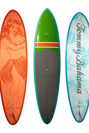 Standup paddle boards by Tommy Bahama