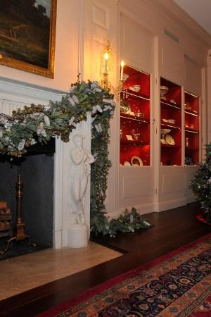Carolina Herrera Designs In China Room At White House
