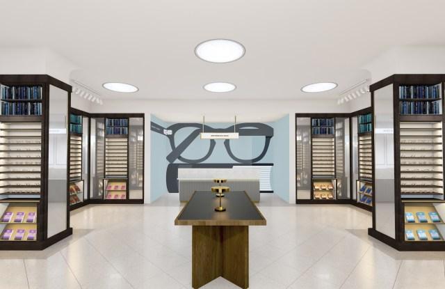Warby Parker San Jose