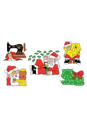 Illustration: Santa